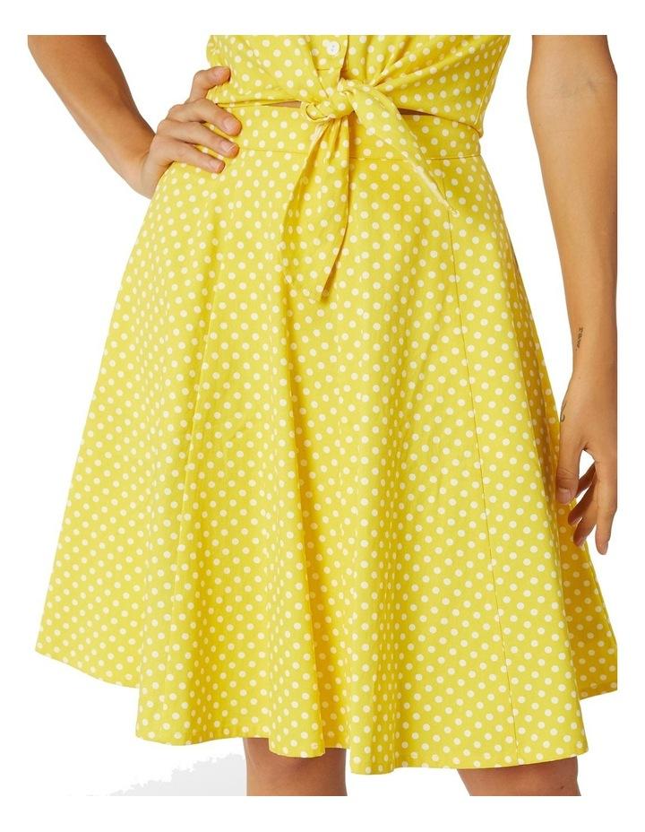 Im Stitched Skirt image 4