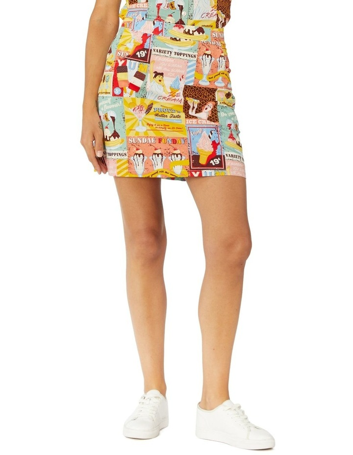 I Scream For Ice Cream Skirt image 1