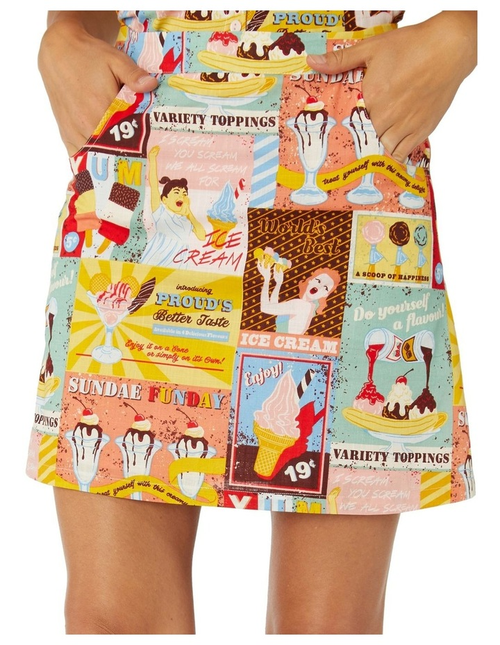 I Scream For Ice Cream Skirt image 4