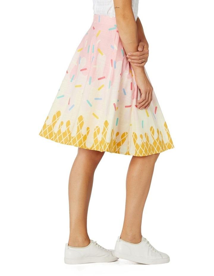 You Make Me Melt Skirt image 3