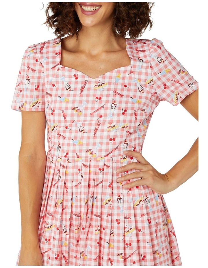 All You Need Is Ice Cream Dress image 4