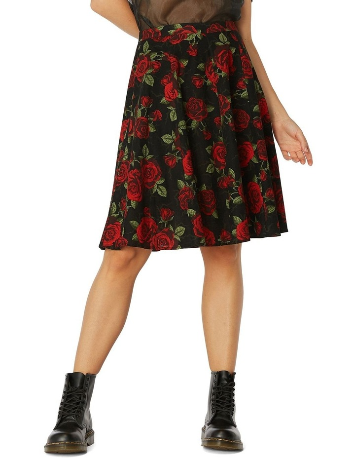 The Roses Are Red Skirt image 1