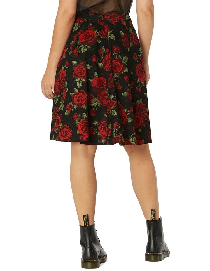 The Roses Are Red Skirt image 3