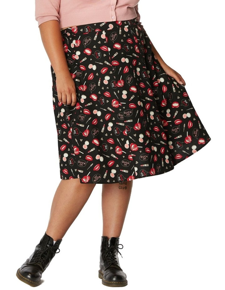 Kiss And Makeup Skirt Curve image 1