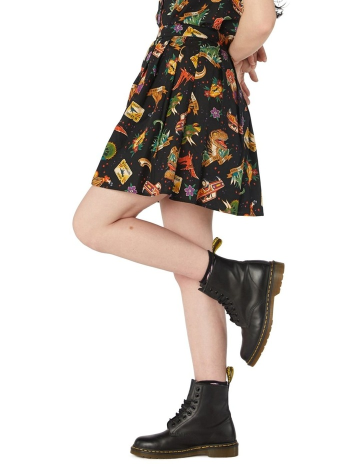 Prehistoric Tattoo Skirt image 2