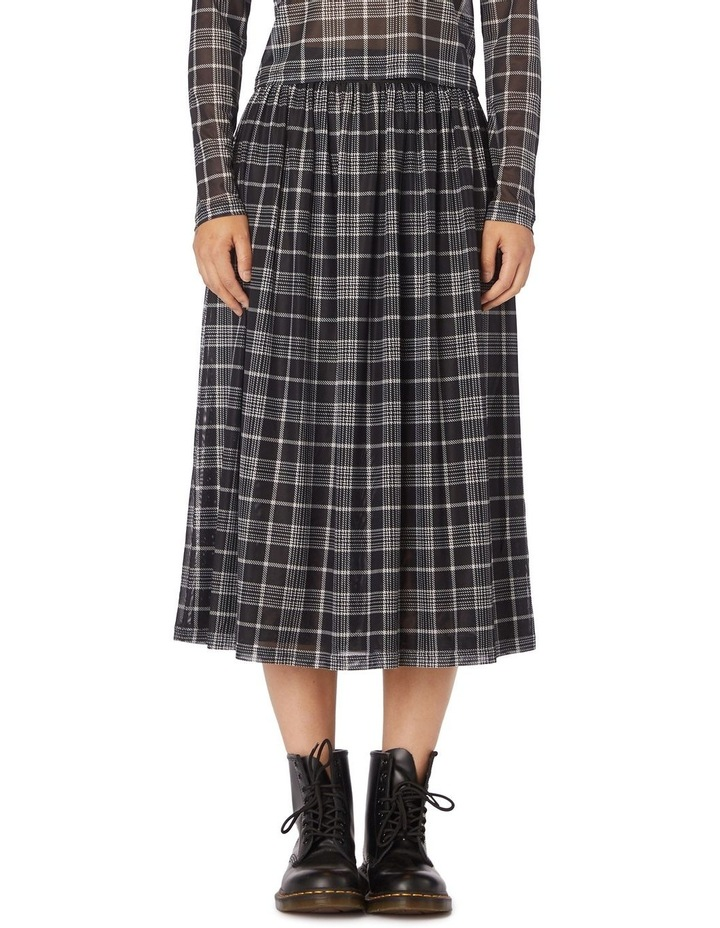 Double Trouble Mesh Skirt image 1