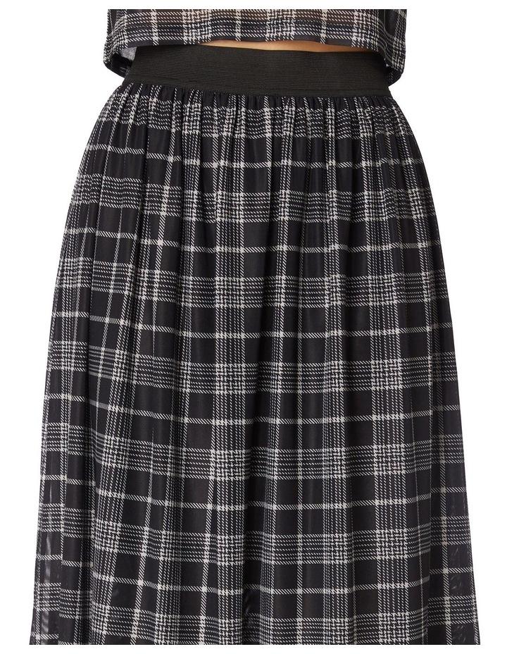 Double Trouble Mesh Skirt image 4