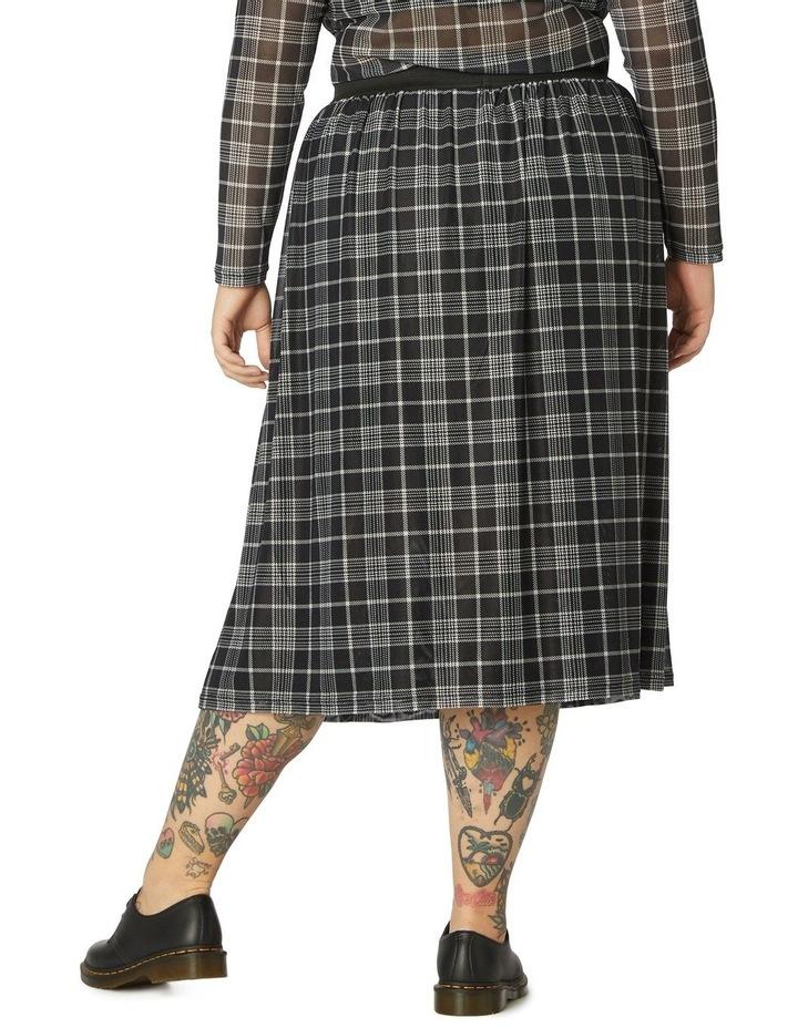 Double Trouble Mesh Skirt Curve image 3