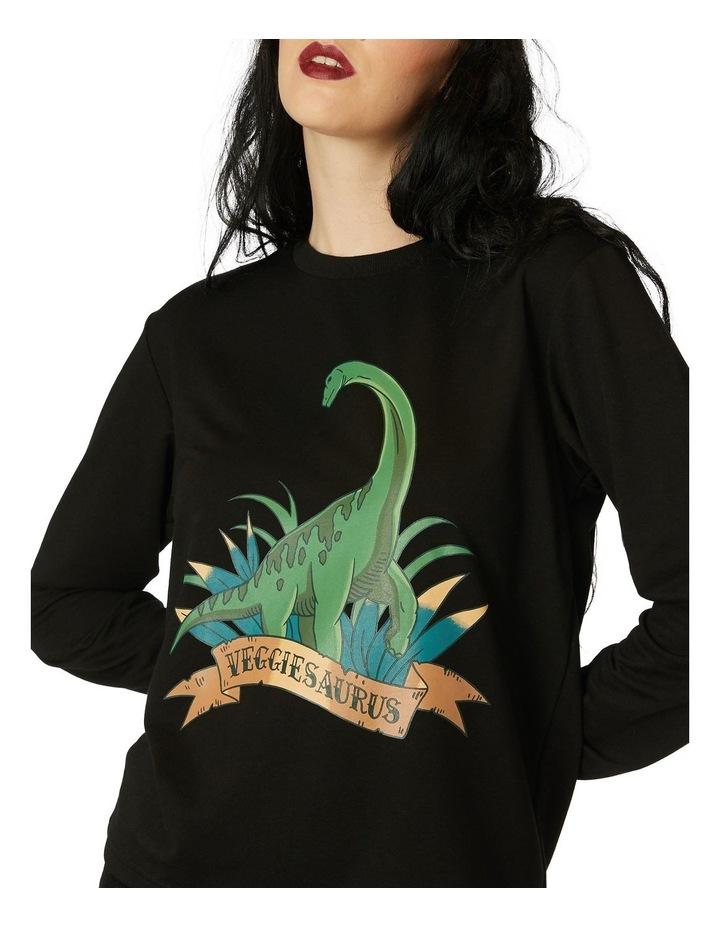 Veggiesaurus Sweater image 4
