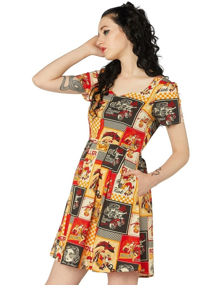Hot Rod Girls Dress image 2