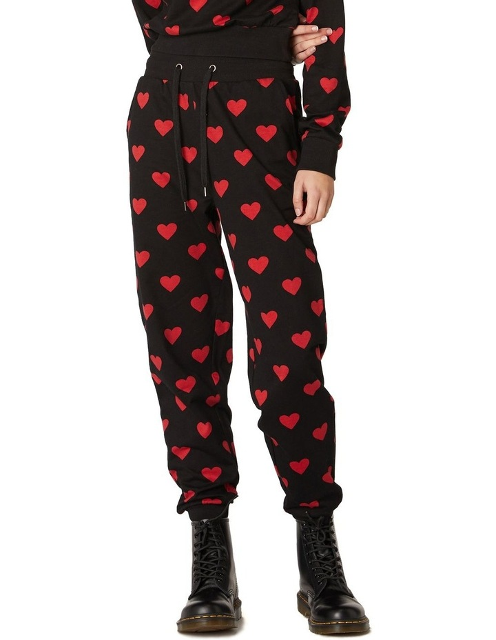 Hey Lover Sweat Pants image 1