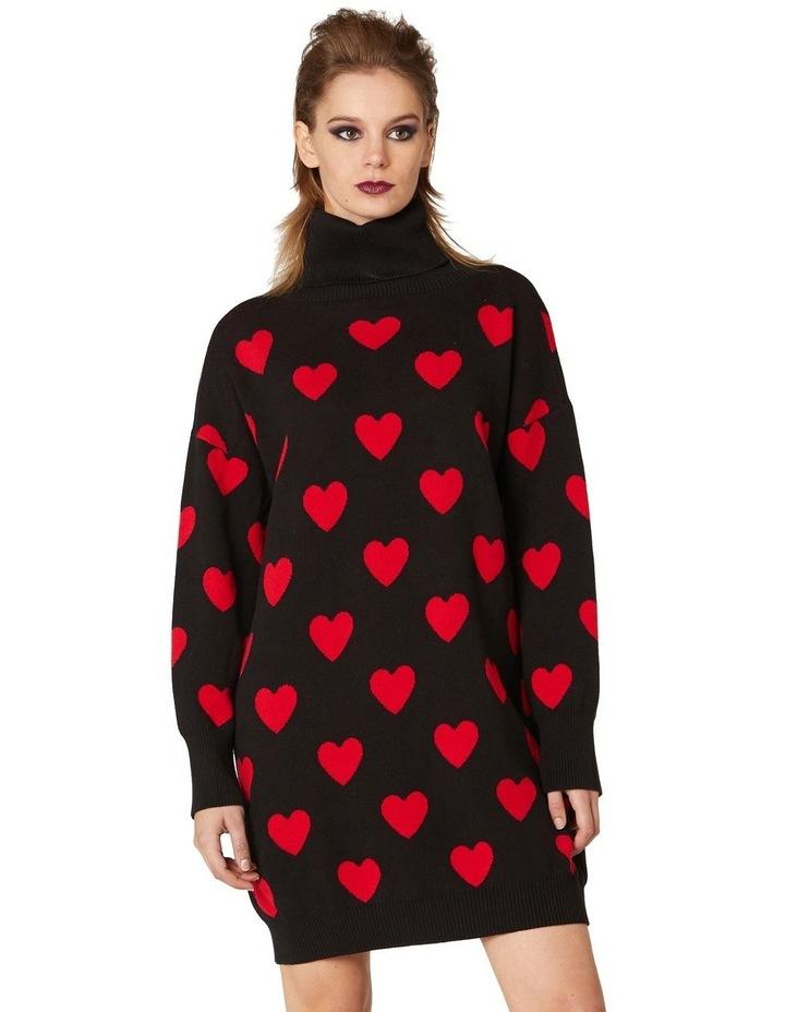 Hey Lover Knit Dress image 1
