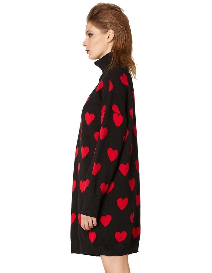 Hey Lover Knit Dress image 2