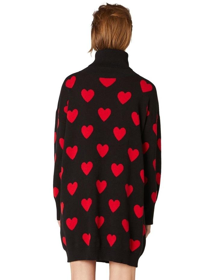 Hey Lover Knit Dress image 3