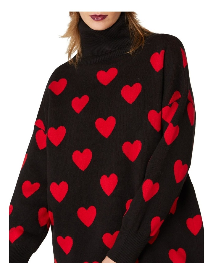 Hey Lover Knit Dress image 4
