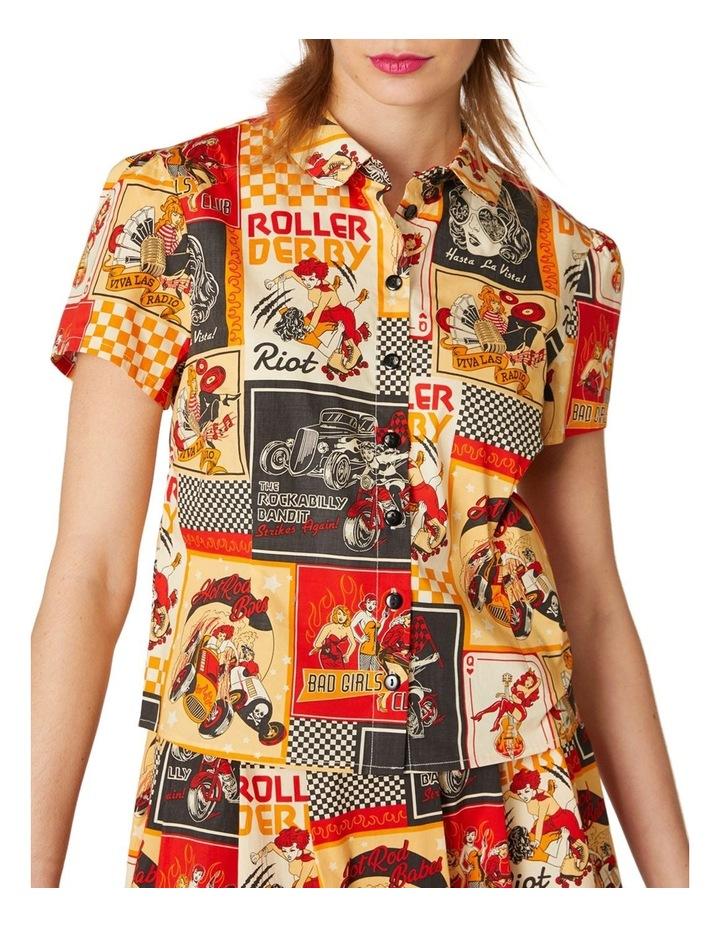 Hot Rod Girls Blouse image 4