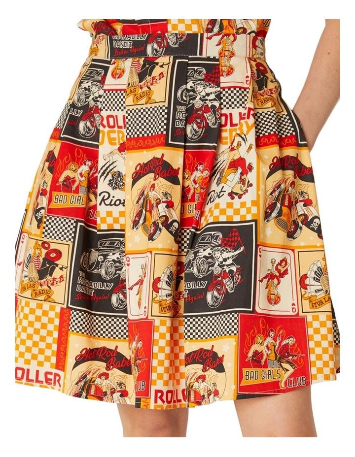 Hot Rod Girls Skirt image 4