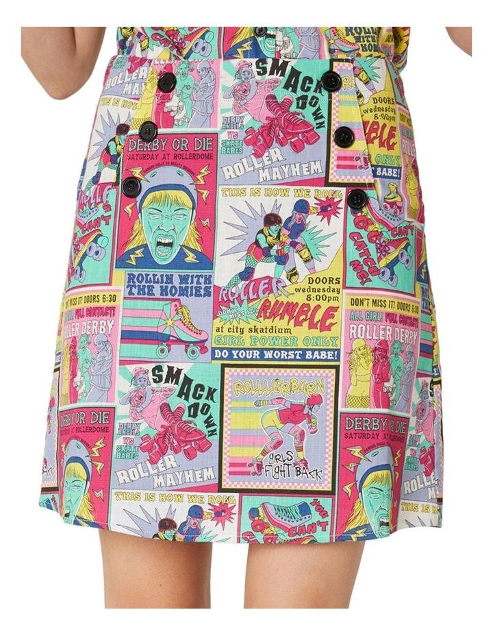 Hell On Wheels Skirt image 4