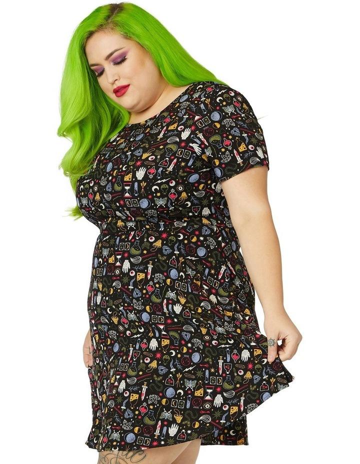 Grimoire Dress Curve image 2