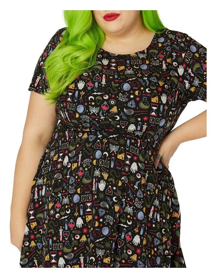 Grimoire Dress Curve image 4