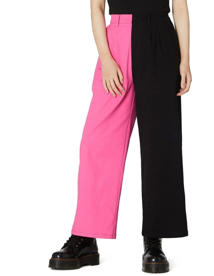 Bright Contrast Pants image 1