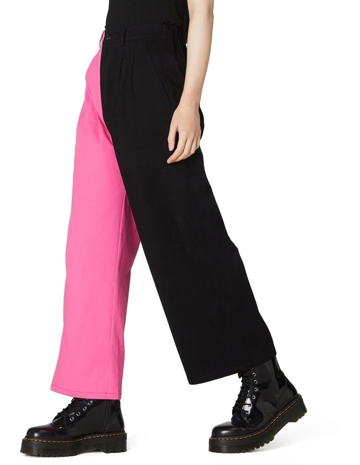 Bright Contrast Pants image 2