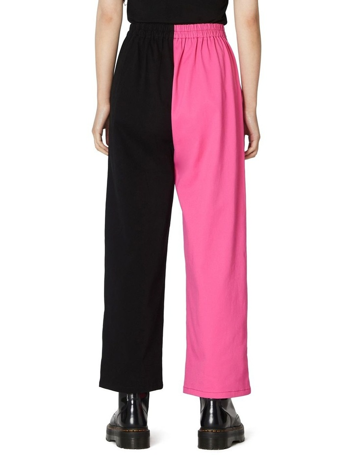 Bright Contrast Pants image 3