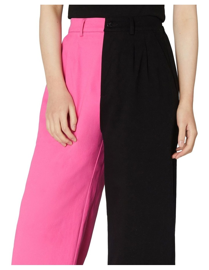 Bright Contrast Pants image 4