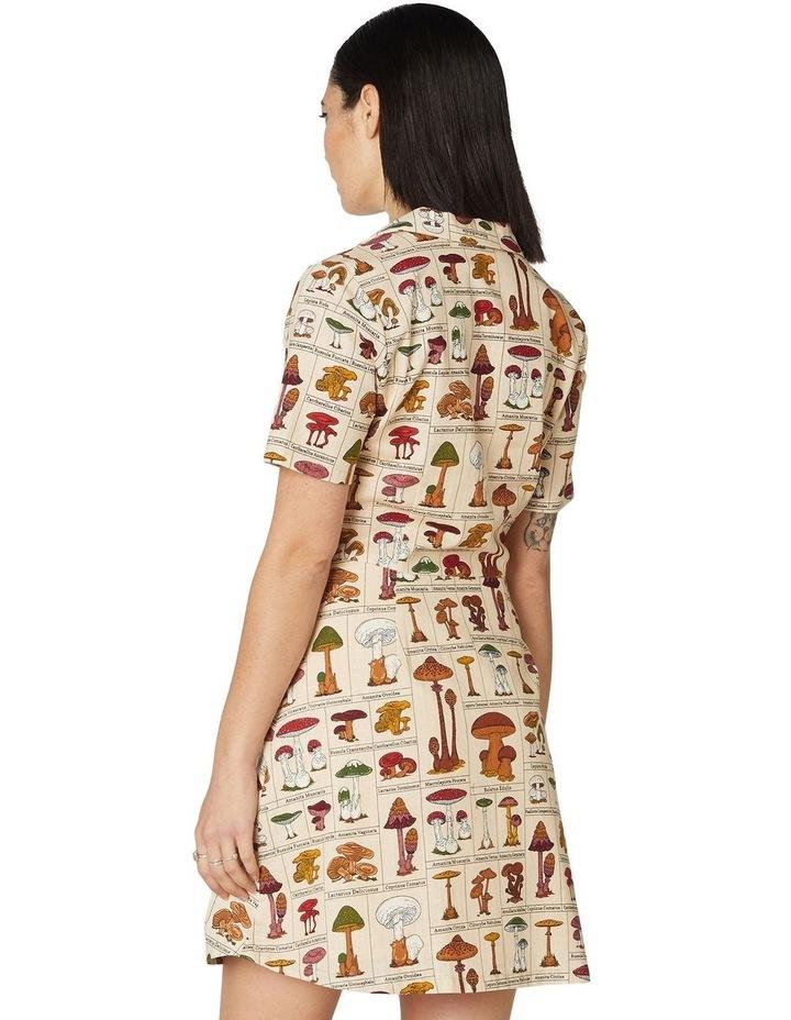 Mushroom Variety Dress image 3