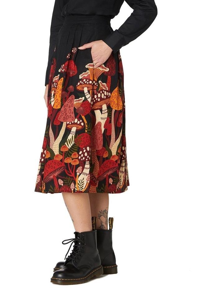 Mushroom Forest Skirt image 2