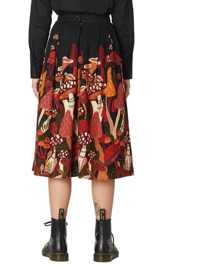 Mushroom Forest Skirt image 3