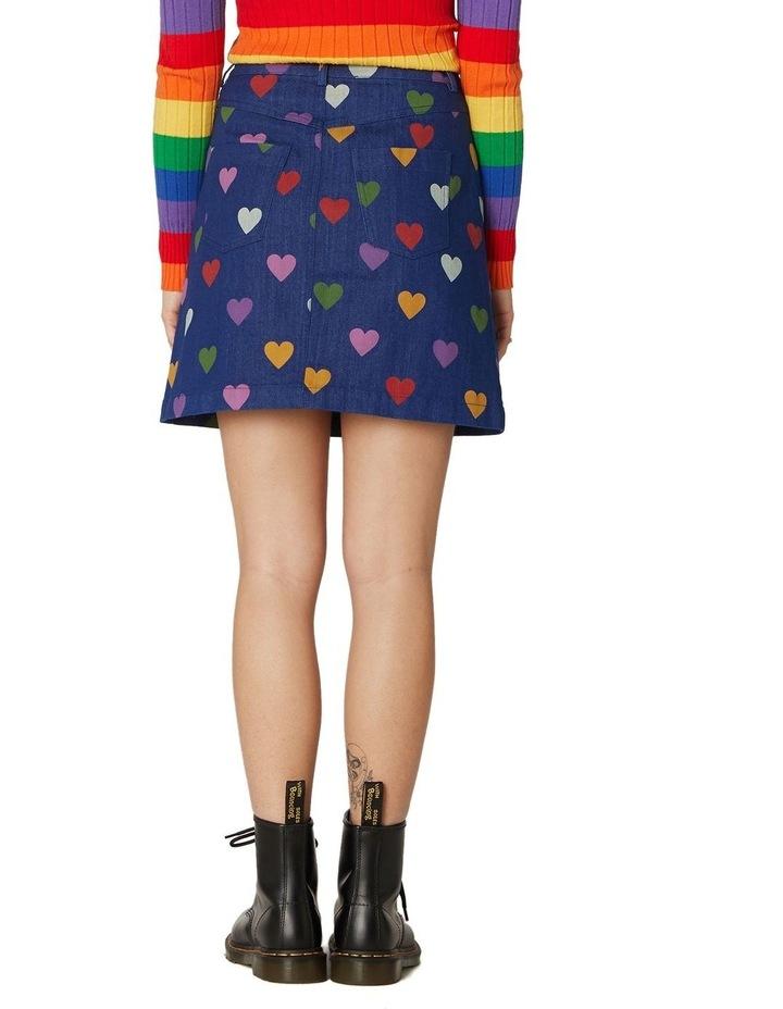 Skipped A Beat Skirt image 3