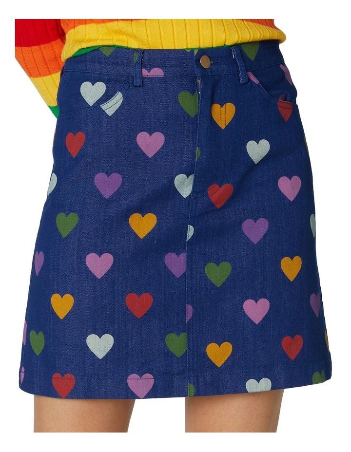 Skipped A Beat Skirt image 4