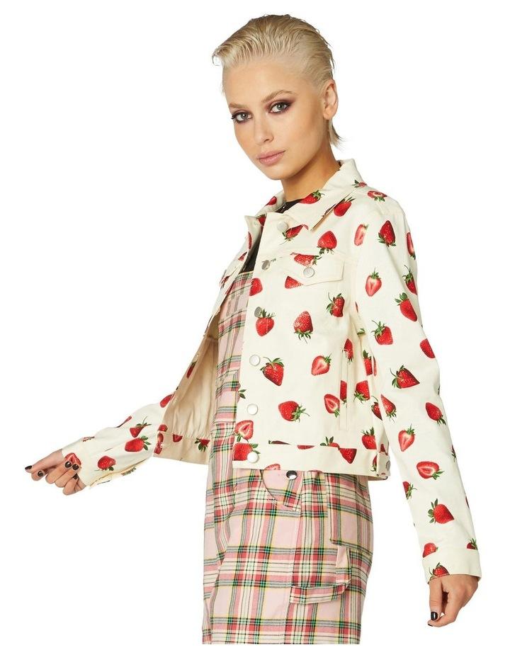 Strawberry Drill Jacket image 2