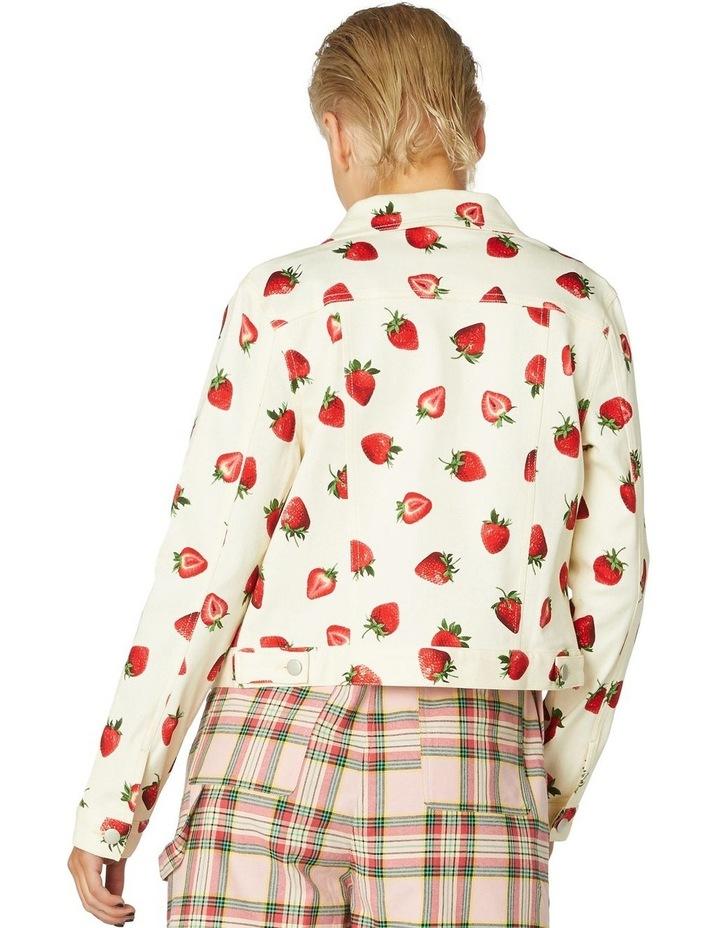 Strawberry Drill Jacket image 3