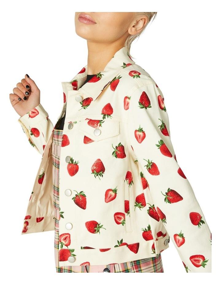 Strawberry Drill Jacket image 4