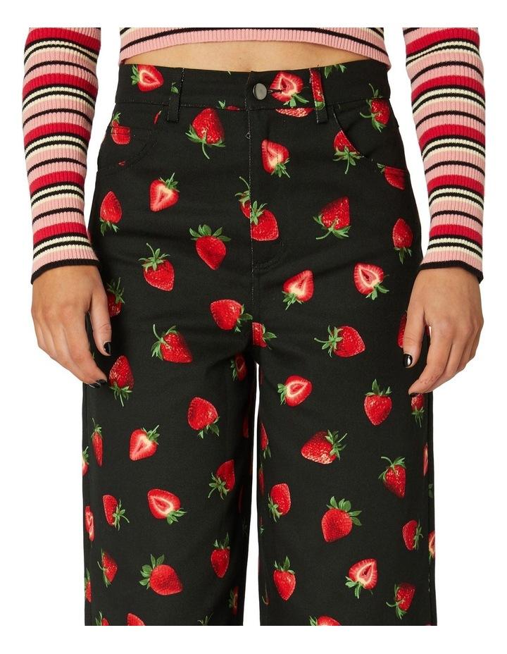 Strawberry Drill Pants image 4