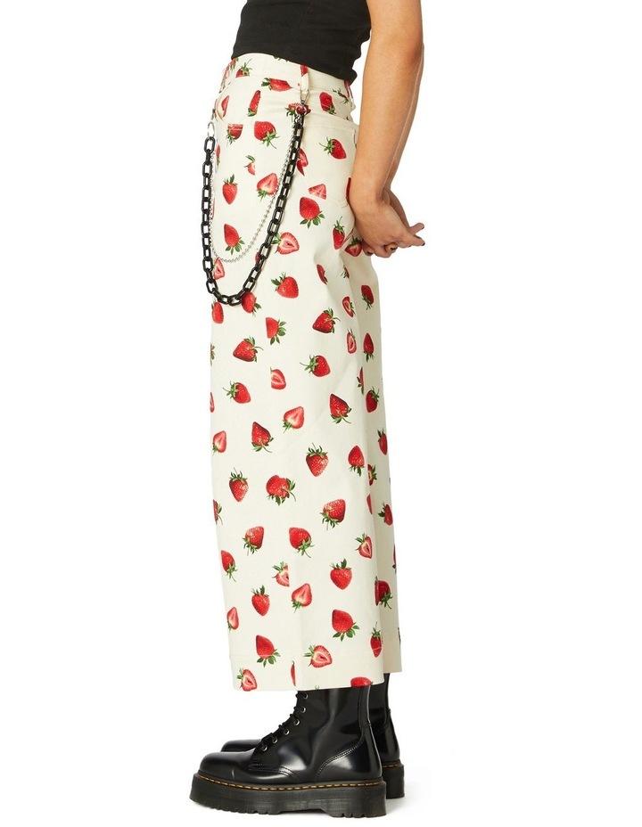 Strawberry Drill Pants image 2