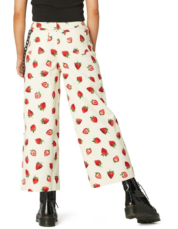 Strawberry Drill Pants image 3