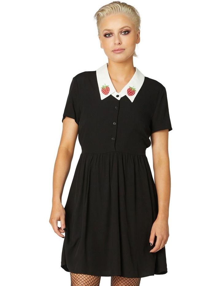 Strawberry Collar Dress image 1