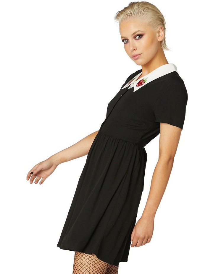 Strawberry Collar Dress image 2