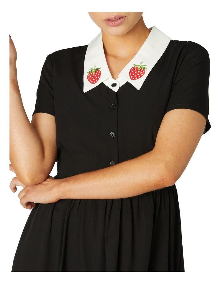 Strawberry Collar Dress image 4