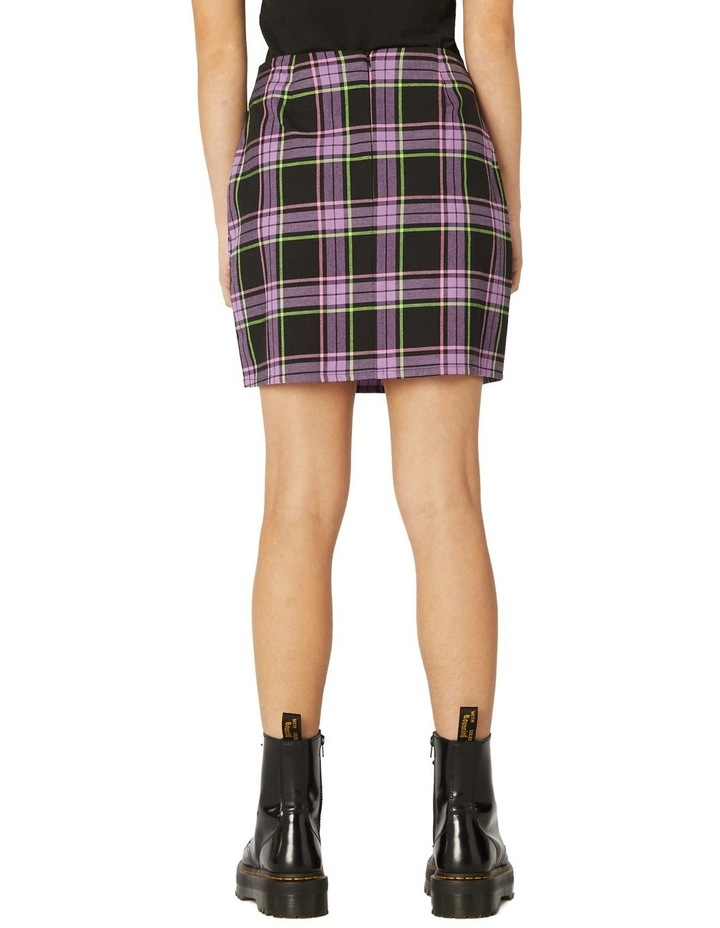 Bright Tartan Skirt image 3