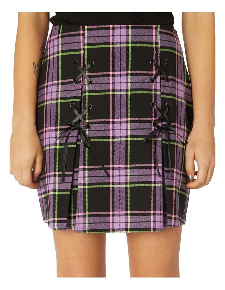 Bright Tartan Skirt image 4