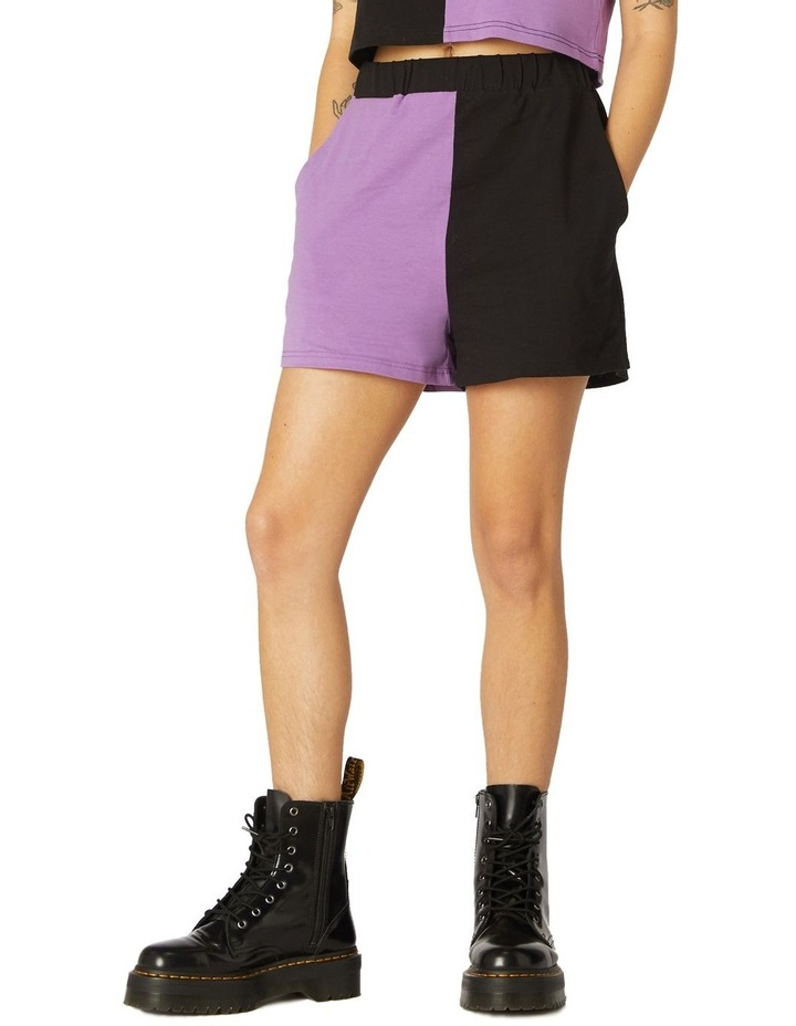 Colour Block Shorts image 1