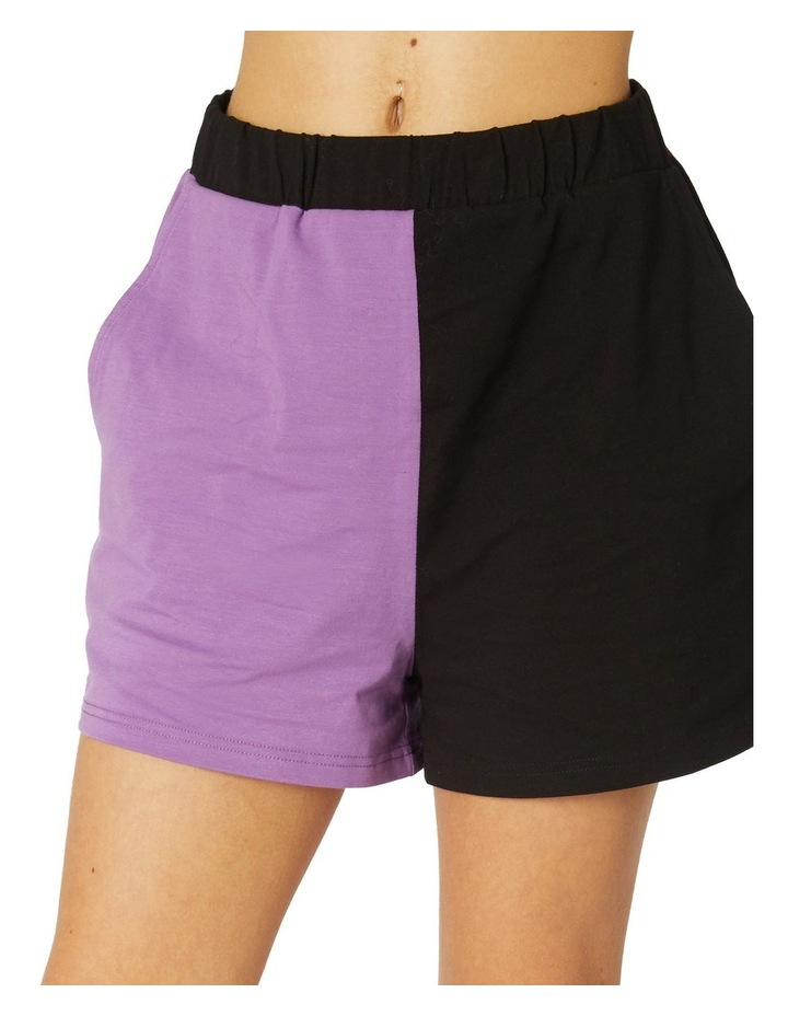Colour Block Shorts image 4