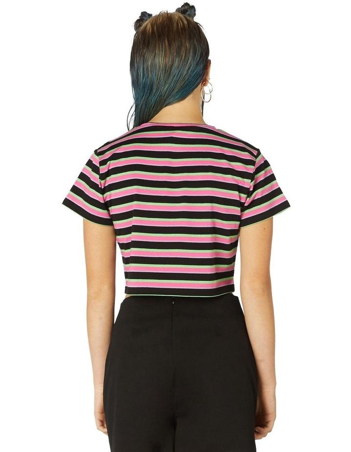 Neon Stripe Tee image 3