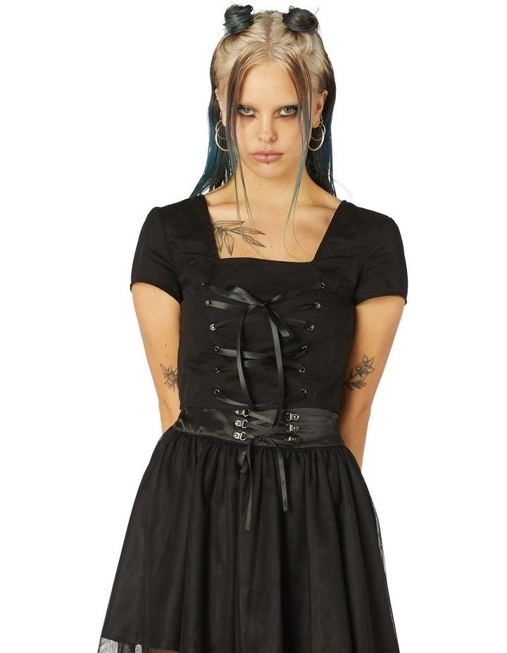Gothic Corset Blouse image 1