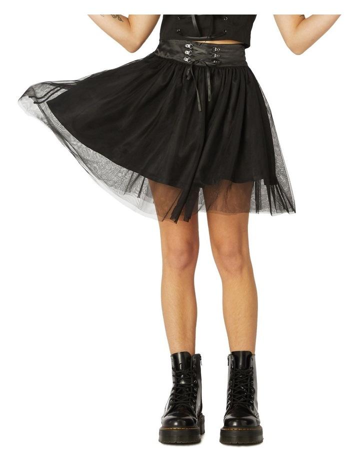 Mesh Tutu Punk Skirt image 1