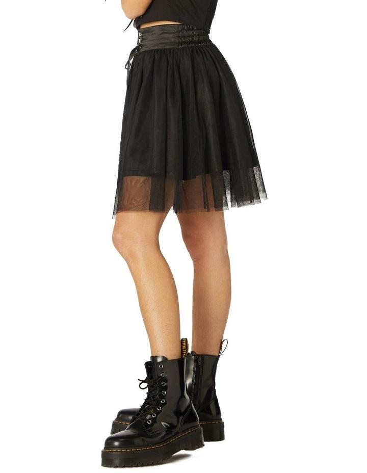 Mesh Tutu Punk Skirt image 2